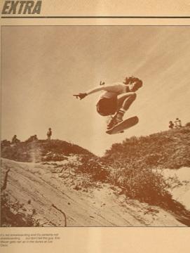 2. sandboarding