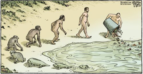 BizarroEvolutionTrash WB