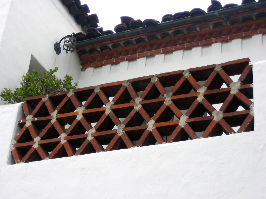 Tile roof for Spanish style roof tiles